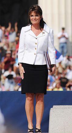 Après avoir été candidate au poste de vice-présidente des Etats-Unis en 2008, Sarah Palin a décidé d'écrire un livre sur le fitness