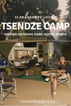12 reasons to love Tsendze Rustic Campsite in Kruger National Park #SouthAfrica #travel #safari