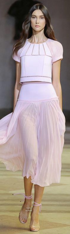 Carolina Herrera Collection Spring 2016 Ready-to-Wear