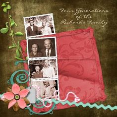 Genealogy Traces: My Scrapbook - cover4 gsp