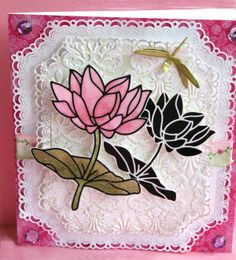 Joan's Gardens | Paper crafting products for card making and scrapbooking.