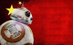 BB-8 Chine