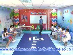 ILA - Vui học tiếng Anh, Tuần 2