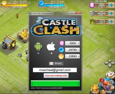 Castle Clash hack - NiceCheat.eu