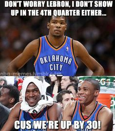 Thunder Up! Bahahahahaha! Can't wait for the season!