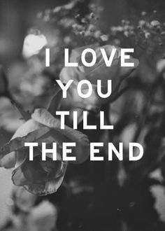 """""""Love You 'Till The End,"""" The Pogues"""