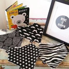 Do you love @rockinlilpirates like we LOVE Rockin' Lil Pirates?  We have good news... A new delivery has arrived and with the fabulous monochrome colour and on trend designs we know these babies will sell out quick!!! If you would like any of these fab stylish dribble bibs popped aside for you give us a shout out! x #rourkeandhenry #itshappeningincowra #rockinlilpirates #tigertribe #wordsetc #makeithappen #dribblebib #babybib #monochrome #ontrend #kidsfashion #moustache #blackandwhite…