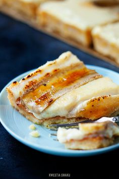 Banana, Peanut Butter and Cheese Cake