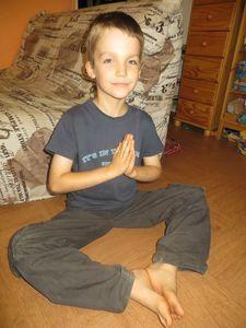 Découverte de l'Inde : les enfants deviennent yogis
