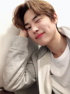 Discover recipes, home ideas, style inspiration and other ideas to try. Lee Dong Wook, Victon Kpop, Boyfriend Pictures, Picture Credit, Dimples, Boyfriend Material, K Idols, Beautiful Boys, Boy Bands