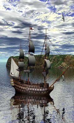 }{ Ship