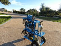 Welding Cart Project