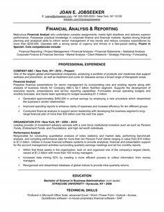 Perfect Resume Example Non Profit Executivepage1  Non Profit Resume Samples  Pinterest