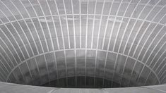 Legal Medicine Institute Madrid Architects: Alejandro Zaera Features: Stainless Steel #metaldeploye #Chapaperforada #chapaestampada #metalperforado #fachadaventilada #metalexpandido #chapamicroperforada #malladeploye #fachadasmetalicas Metal Facade, Facades, Madrid, Block Prints, Metal Fabrication, Perforated Metal, Piercing, Sheet Metal, Facade
