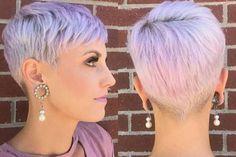 Maggie Gere Short Hairstyles