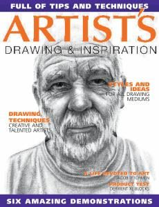 Artists Drawing Inspiration March 2020 Free Pdf Magazine Download Drawing Inspiration Artist Print Artist