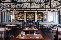 The Optimist Restaurant in Atlanta, Georgia. http://theoptimistrestaurant.com