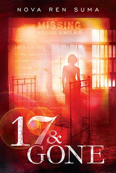17 & Gone by Nova Ren Suma. Lauren is having visions of girls who have gone missing - all of them 17 years old. Why are they speaking to her? Can she help them? Will she be next?