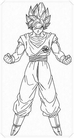 Las 57 Mejores Imagenes De Dibujos De Goku Y Sus Amigos Para