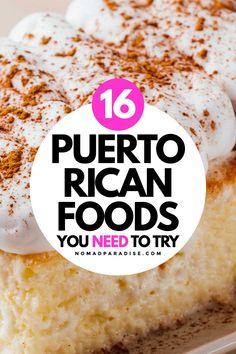 Arabic Recipes, Spanish Recipes, Mexican Food Recipes, Ethnic Recipes, Fancy Foods, Puerto Rican Recipes, Island Food, Exotic Food, Puerto Ricans
