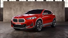 Cars Tuning Music: BMW X2