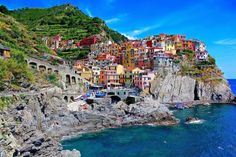 Cinque Terra is breathtaking! Consisting of 5 villages that are UNESCO World Heritage listed, each village has its own character and charm. We arrived by train at Riomaggiore and greeted by a rugged landscape full of colour and sea. Our family including 2 young children began our steep trek from here to the next village Manarola. With the help of a lovely couple from Perth we completed the climb through the hillside vineyards in 2 hours and the spectacular view from the top overlooking the…
