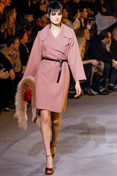Мода: Тренд: осень в розовом цвете
