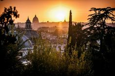 Sunset Rome by Emanuele Ceripa on 500px
