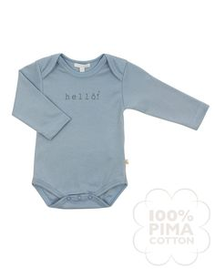 Hello Body Onesies, Cotton, Baby, Kids, Clothes, Fashion, Young Children, Outfits, Moda