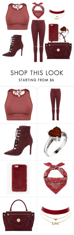 """""""Untitled #23"""" by radost297 on Polyvore featuring WearAll, Cynthia Vincent, Missguided, Yves Saint Laurent, Hill & Friends and Charlotte Russe"""