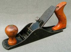 For reference. Stanley 40 ½ scrub plane with SW cutter.