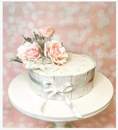 A pale palette - Cake by The Hot Pink Cake Studio by Ipshita