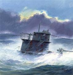 U-Boats ~ U-333 ~ BFD