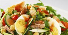 Egyszerű tojásos saláta - Laktató és egészséges fogás | Femcafe
