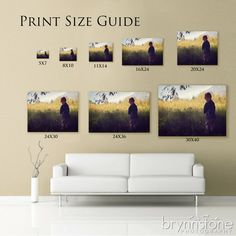print size guide - great to know!
