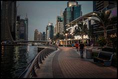 Dubai Marina Walk ll - null