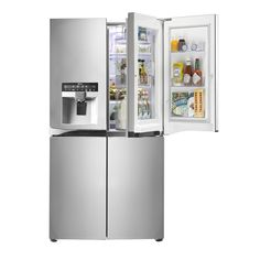 LG GF-5D906SL Door-in-Door 906L Fridge with Ice & Water