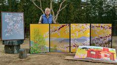 これは驚き!!73歳のおじいちゃんがエクセルで作成した絵画が話題!