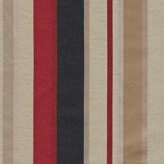Pierre Metro Striped Upholstery Fabric - Drapery Fabrics at Buy Fabrics