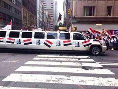 The Presidential limousine at New York general assembly. You have to admit we have Class AND Style ! . . #egypt #egyptian #egypte #dubai #usa #paris #uae #germany #india #arab #argentina #france #ksa #kuwait #lebanon #love #turkey #الامارات #australia #brazil #cairo #canada #china #england #fashion #follow #qatar #السعودية #تصويري #قطر