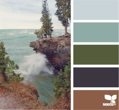 This amazing site helps you find the perfect color combinations for home decorating or any art or craft project.