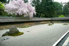 One of the most spiritual places I have ever seen: the Zen Garden of Kyoto. It takes your breath away.