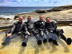 Congratulations to Jeff and Ewen on completing their CCR TDI Trimix Mixed Gas Course this week :-) Great job guys and it was a pleasure to dive with you again !! The photo was taken after their qualifying dive at Ras il-Hobz in Gozo.   http://www.rebreatherpro-training.com/News-diving/Congratulations-to-Jeff-and-Ewen-on-completing-their-CCR-TDI-Trimix-Mixed-G/172