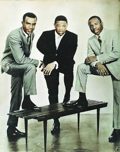 The Impressions 'Its alright' one of my all time favourites, and they look so slick and smart,love em