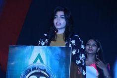 Sai Dhansika at Uru Tamil Movie Press Meet