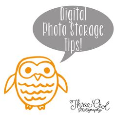 Tech Tuesday: Digital Photo Storage Tips (AKA: backup your photos!) — Three Owl Photography & Design // Grand Island, Nebraska