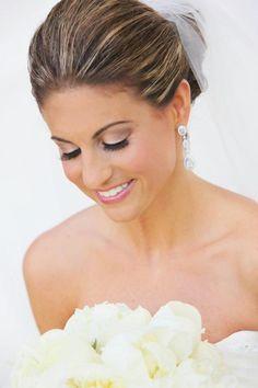 Makeup by Riki Lebied   www.syracusemakeupartistry.com  Crystal Herry Photography   Natural wedding makeup  #airbrush #weddingmakeup #bridalmakeup
