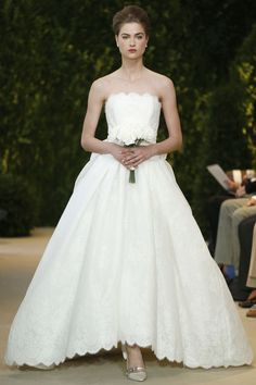Top 3 Wedding Dresses of the Week: High-Low Hemline Edition