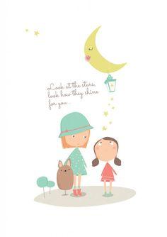 adorable art print...