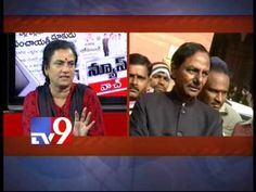 Congress back to fooling 'T' people, says KCR - Part 1